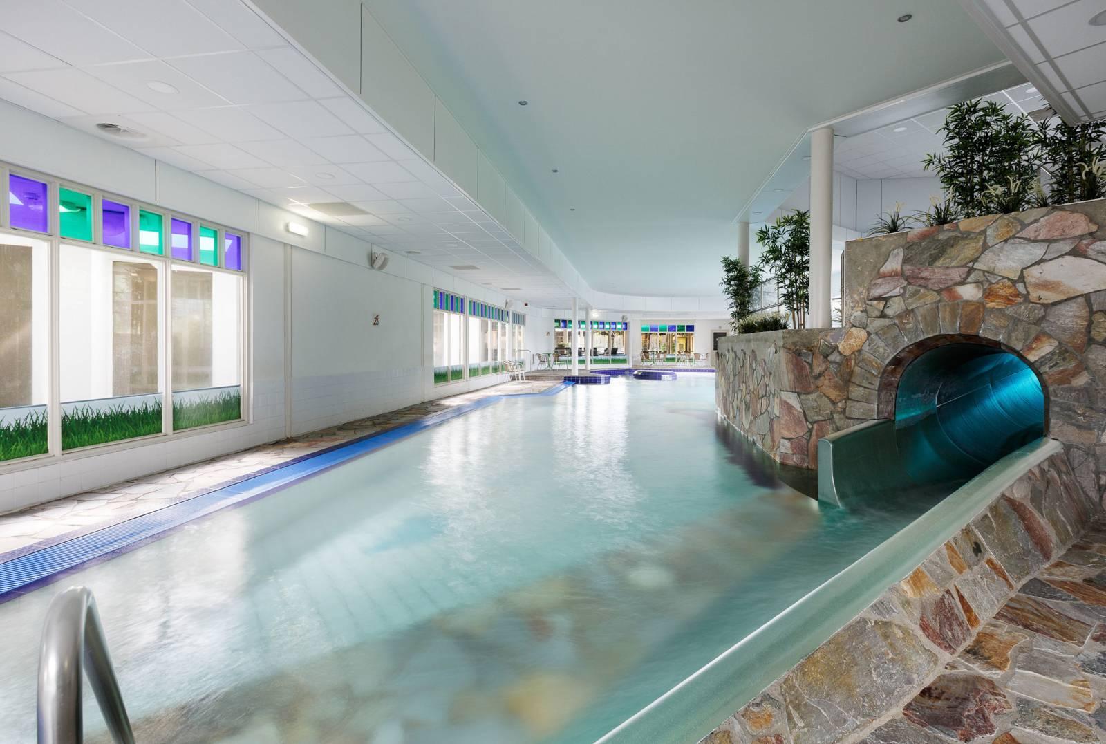 Beekse Bergen Zwembad.Zwemmen