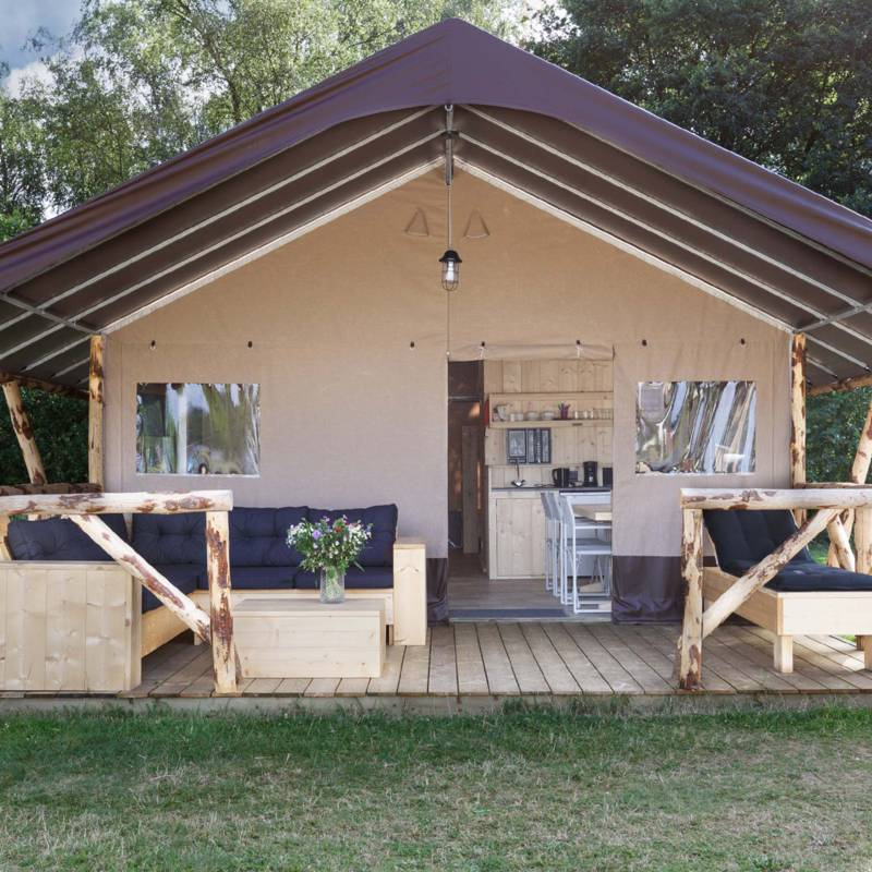 Luxe Lodgetent Pauw